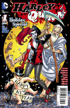 Harley Quinn Holiday Special Vol 2-1 Cover-2
