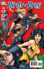 The Birds of Prey-14 Cover-1