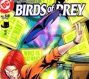 Birds of Prey Issue 58