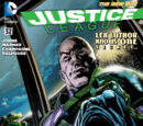 Justice League (Volume 2) Issue 32