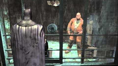 Batman Arkham City - Calender Man St