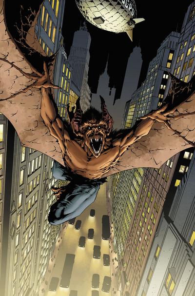 Man-Bat | Batman Wiki | Fandom powered by Wikia Manspider Vs Manbat