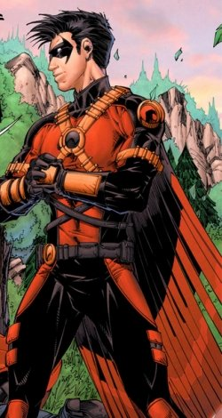 Red Robin (Tim Drake) ...