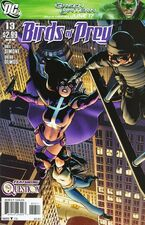 The Birds of Prey-13 Cover-1
