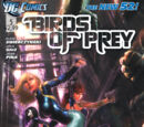 Birds of Prey (Volume 3) Issue 5
