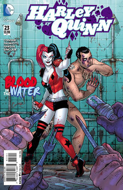 Harley Quinn Vol 2-23 Cover-1