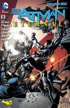 Batman Eternal Vol 1-8 Cover-1