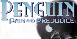 Penguin Pain and Prejudice logo