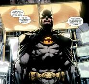 Batman-Planet Gotham