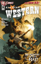 All Star Western Vol 3-6 Cover-1