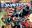 Justice League (Volume 2) Issue 5