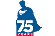 Superman75anniversarylogo