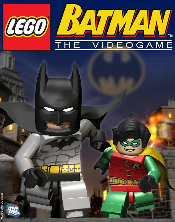 Where can you play LEGO Batman games?