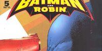 Batman and Robin (Volume 1) Issue 5
