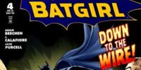 Batgirl (Volume 2) Issue 4