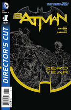 Batman Director's Cut Vol 2-1 Cover-1