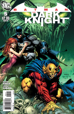 Batman The Dark Knight-5 Cover-1
