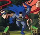 Batman: The Brave and the Bold Episode 1.02: Terror on Dinosaur Island!