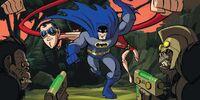 Batman: The Brave and the Bold Episode 1.02: Terror on Dinosaur Island!