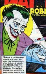 Joker-The Joker Segue Suit