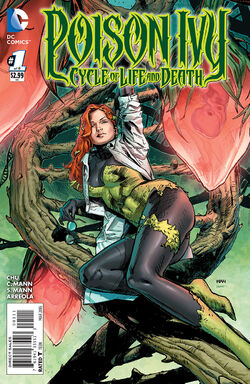 Poison Ivy Cycle of Life Death Vol 1-1 Cover-1