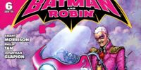 Batman and Robin (Volume 1) Issue 6