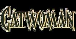 Catwoman vol2 logo