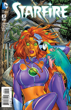 Starfire Vol 2-2 Cover-1