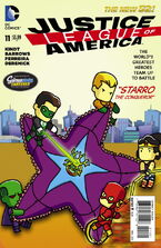 Justice League of America Vol 3-11 Cover-2