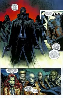 Black Mask Batman 3 Black Mask returns
