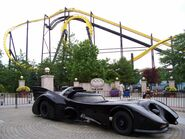 BTR Batman89 Batmobile