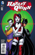 Harley Quinn Vol 2-25 Cover-1