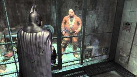 Batman Arkham City - Calender Man Independent's Day-0