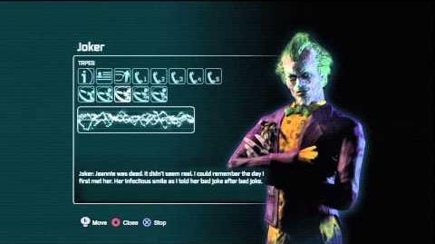 Joker Tapes
