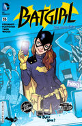 Batgirl Vol 4-35 Cover-5