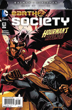 Earth 2 Society Vol 1-10 Cover-1