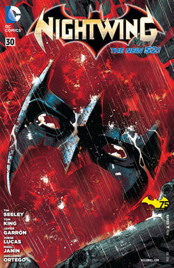 Nightwing Vol 3-30 Cover-1