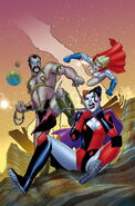 Harley Quinn Power Girl Vol 1-3 Cover-1 Teaser