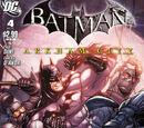 Batman: Arkham City Issue 4