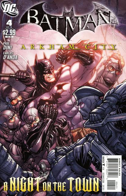 Road to Arkham Knight Batman Arkham City Batman Arkham City Volume 1