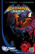 Batman and Robin Volume 2 Poster