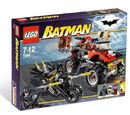 7886 The Batcycle: Harley Quinn's Hammer Truck