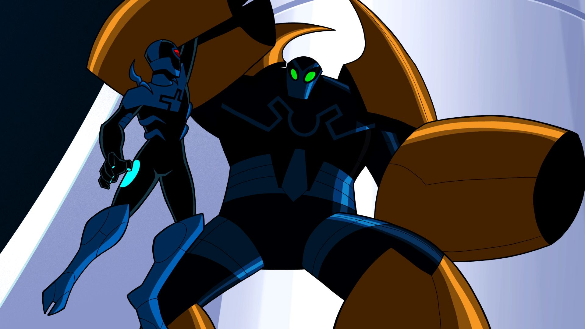 Fall of the Blue Beetle! | Batman: The Brave and the Bold ... - photo#2