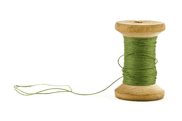 File:Green thread.jpg