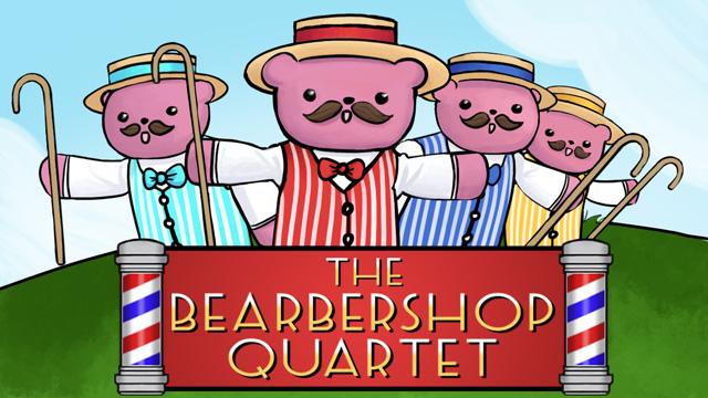 Bearbershop Quartet | BattleBears Wiki | Fandom powered by Wikia