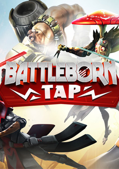 Mainpage App Battleborn Tap