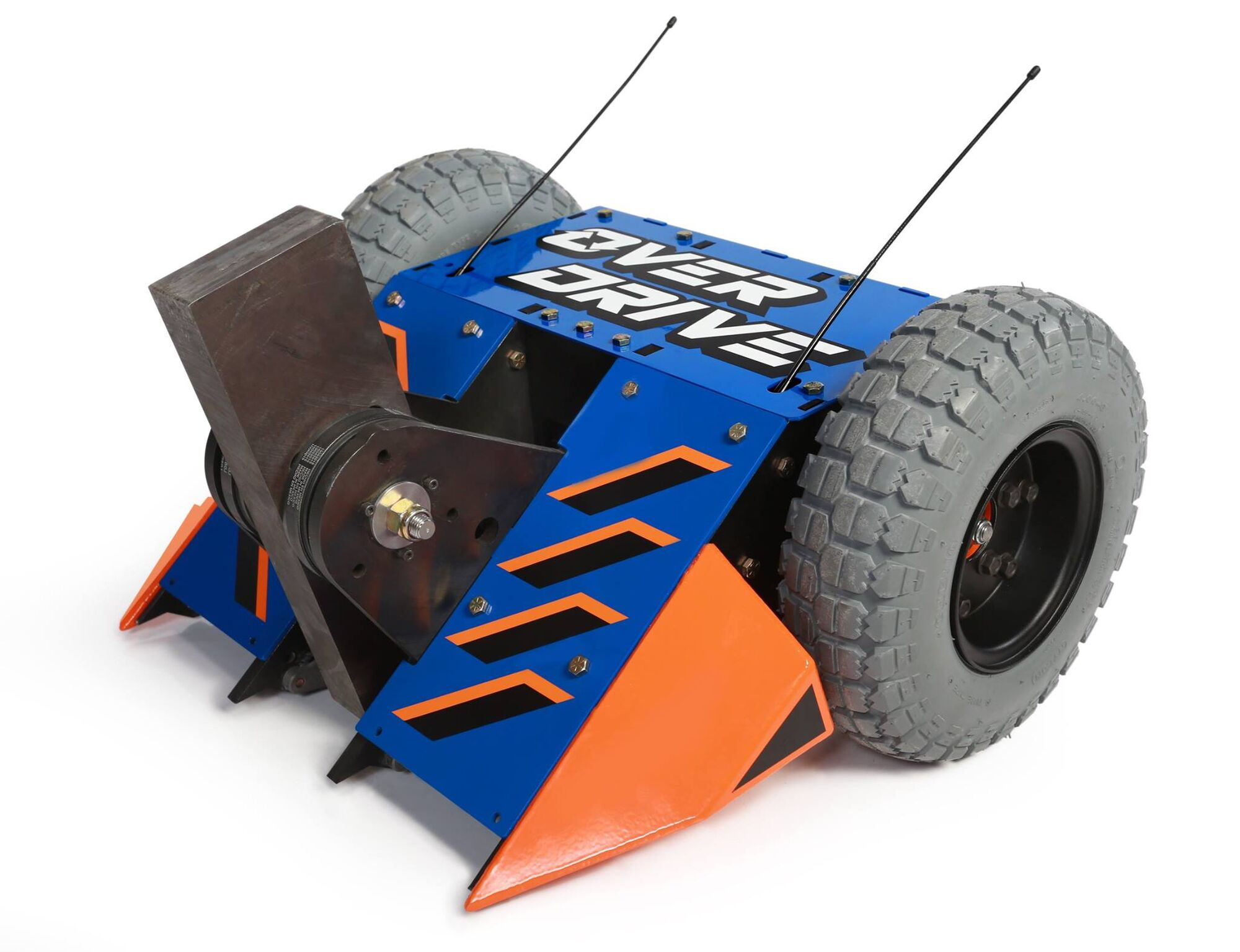 how to build a battle bot