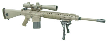 M110 ECP Right Bipod