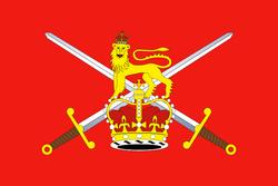 BritishArmyFlag