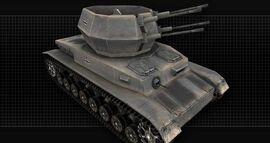 Flakpanzer BF1942 SWOWWII